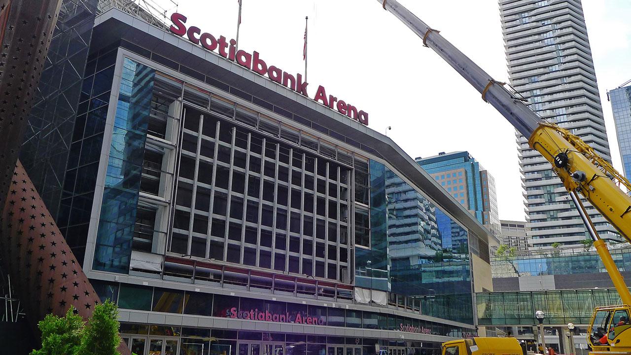 Sports-MLSE-Scotiabank-Arena