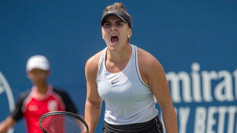Tennis-WTA-Andreescu-celebrates
