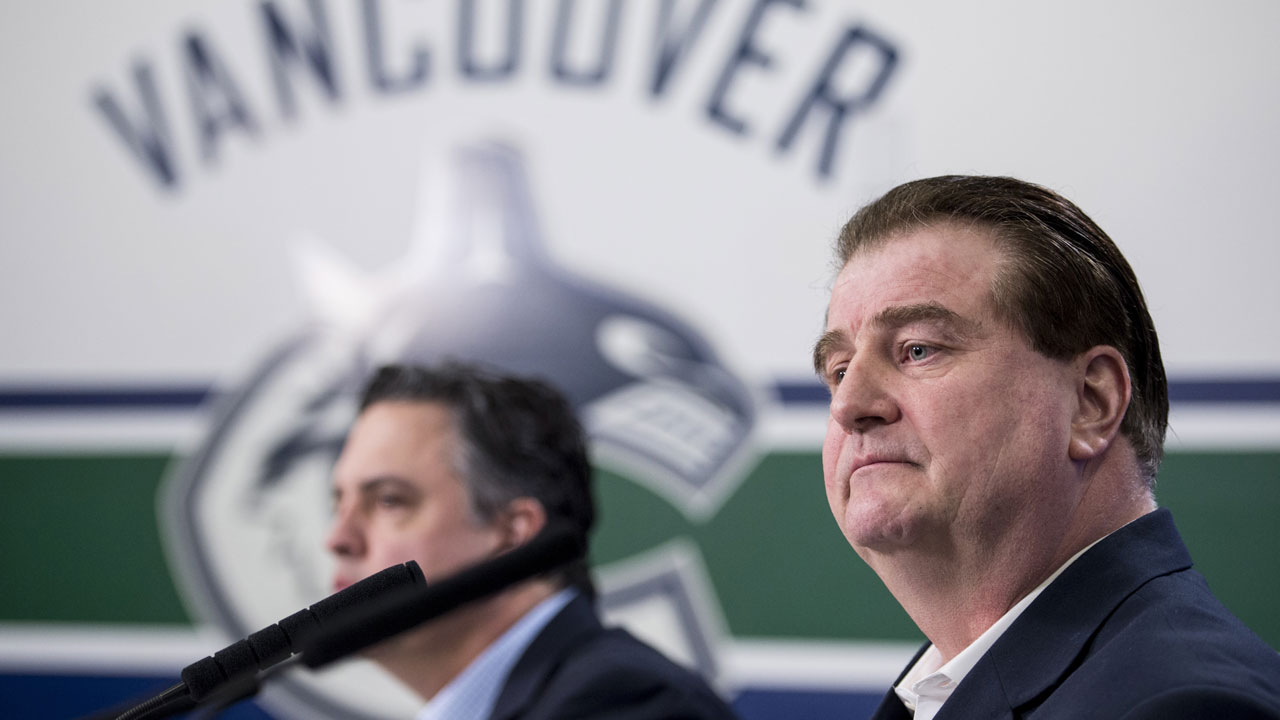 Canucks extending Benning shows ownership's belief in long-term plan