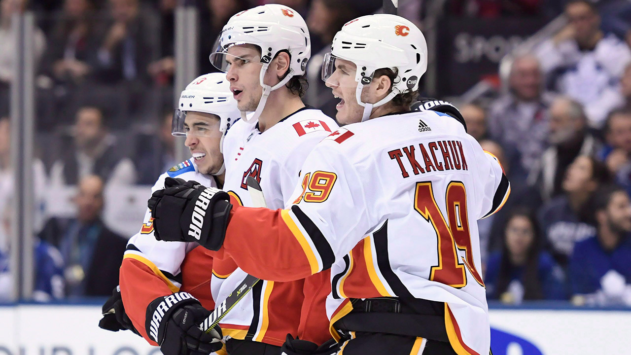 Fantasy Hockey Lookahead: Fill your lineup with Flames, Jets, Penguins