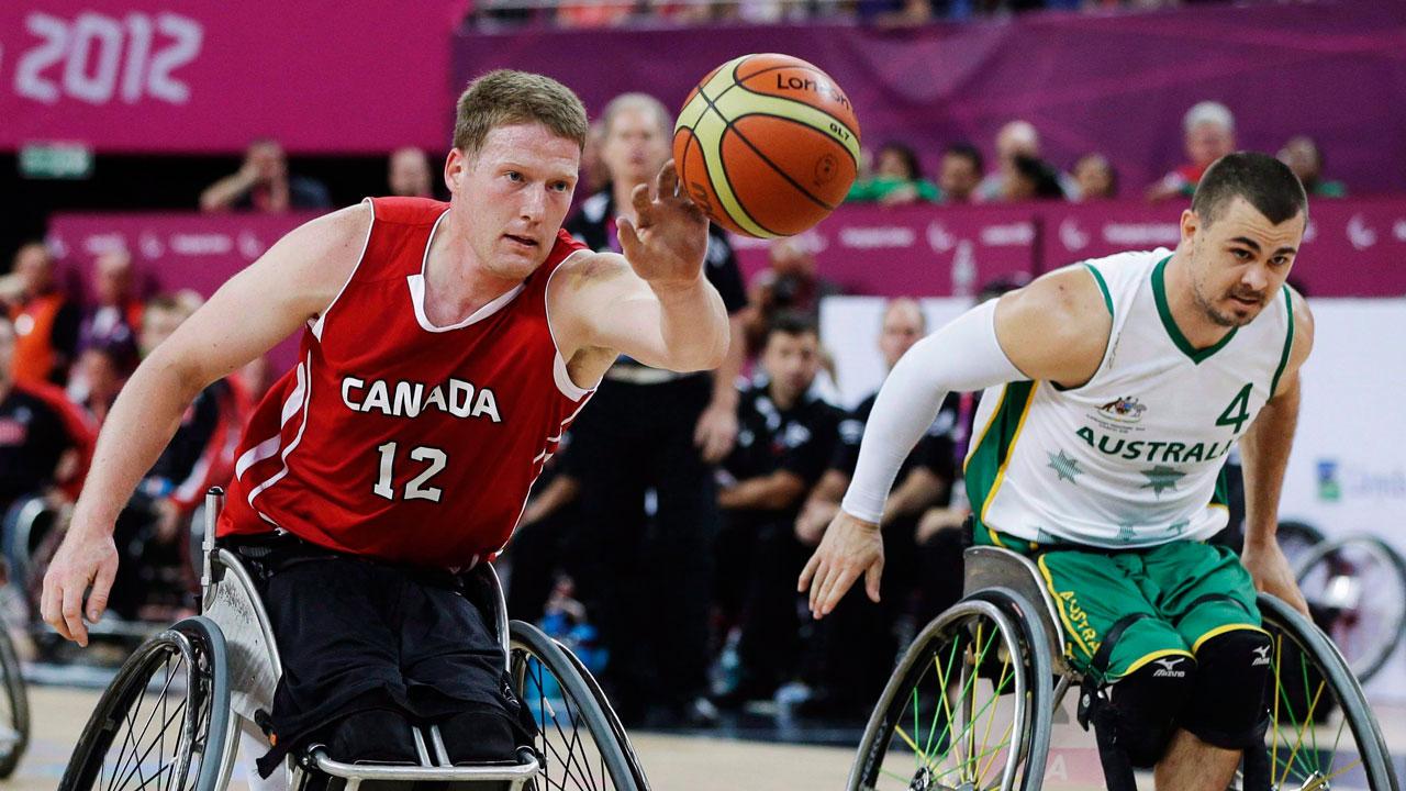 Canada's men's wheelchair basketball team earns Paralympic berth