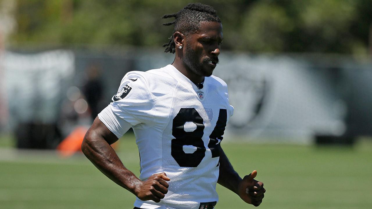AP Source: Antonio Brown returns to Raiders for team meeting - Sportsnet.ca