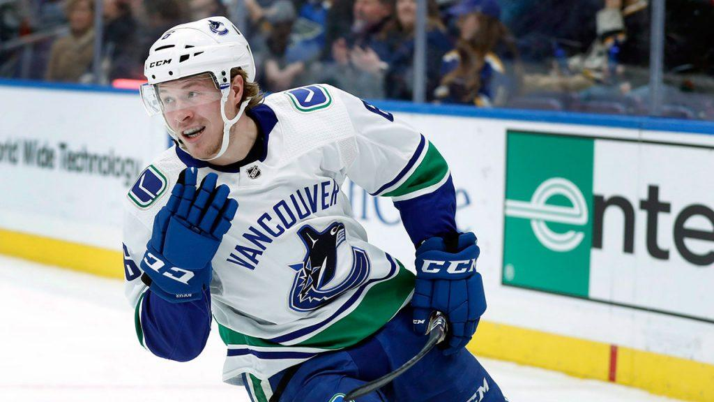 Canucks discussed shorter and longer term deals with Boeser