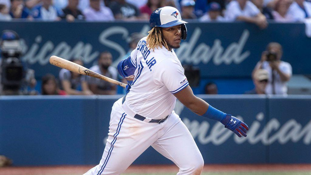 Would you consider trading Vlad Jr. for Mookie Betts?