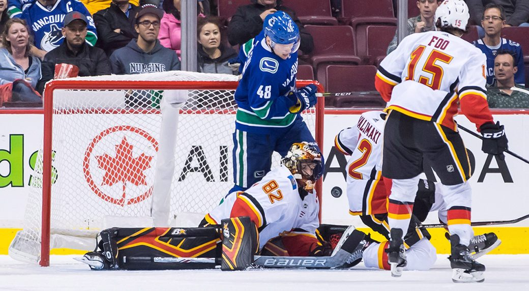 lowest price ef08b e191e Canucks preaching a cautious approach with Olli Juolevi ...