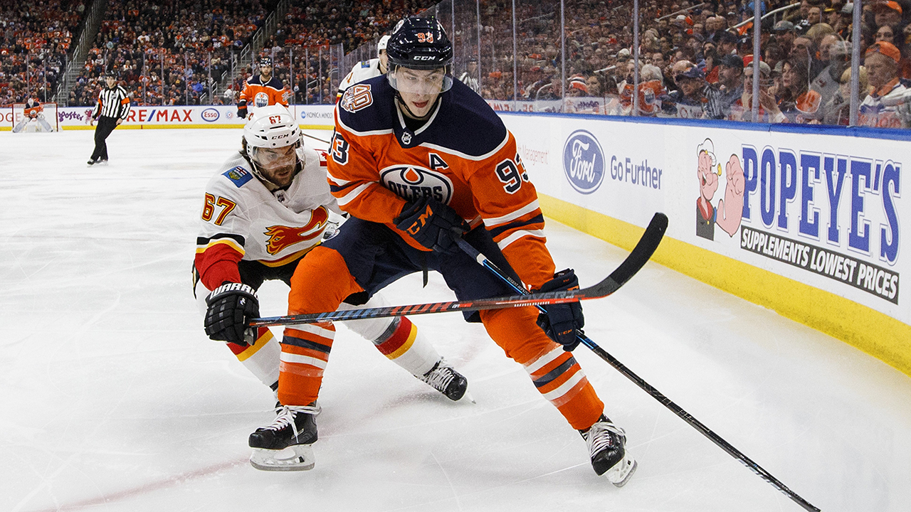 Another dawn for Nugent-Hopkins, Oilers as training camp opens