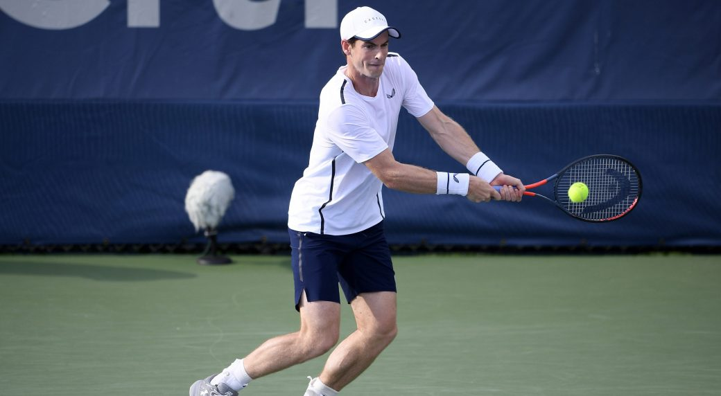 Murray bows out in Zhuhai, Tsitsipas forced to retire