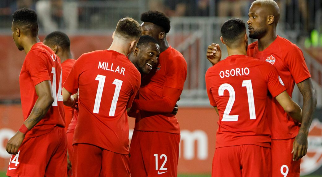 Canada uses Cuba win in Nations League to right wrongs of