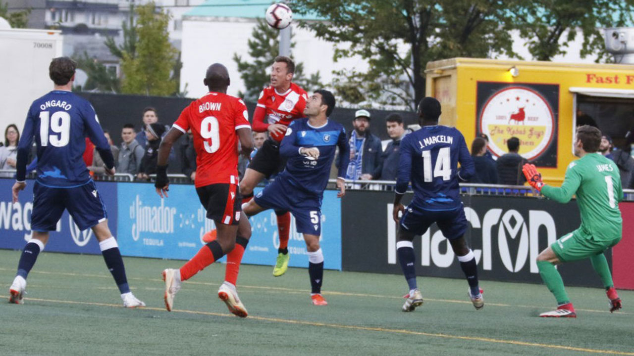CPL Roundup: Nikolas Ledgerwood leads Cavalry FC over Edmonton