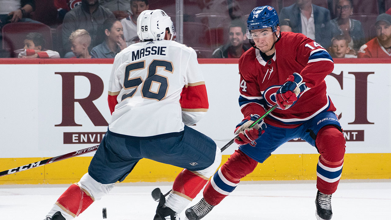 Canadiens' Nick Suzuki facing one last test in quest for roster spot