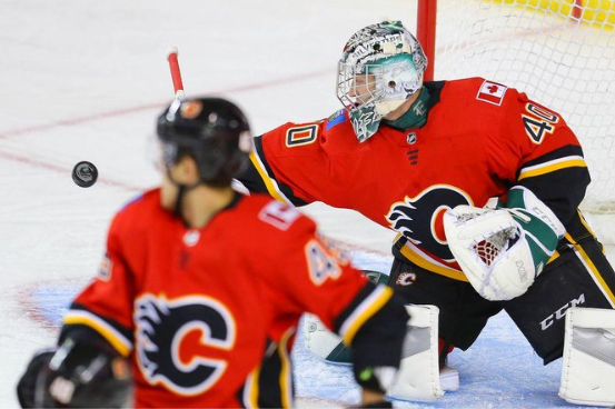 Peter Loubardias on Flames' rookie camp and their prospects
