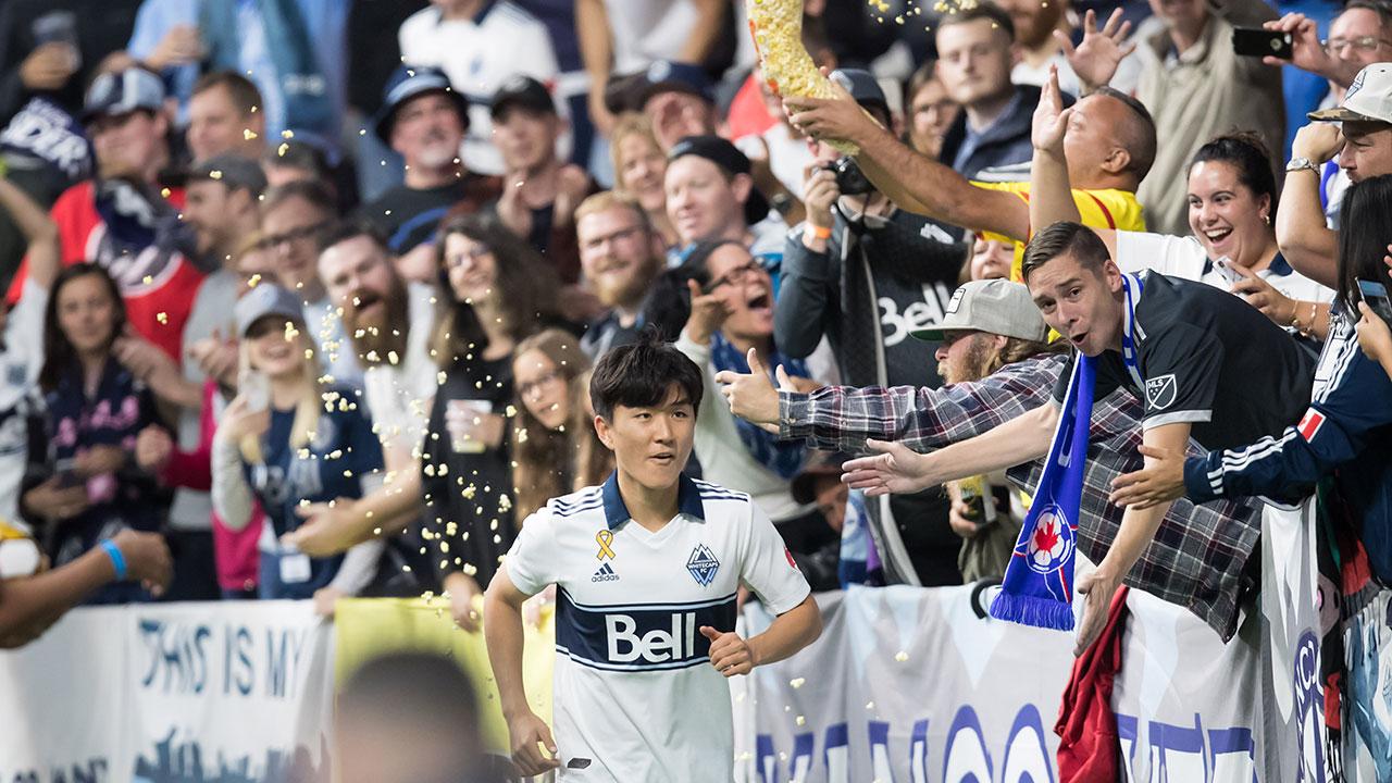 Last-minute Montero goal seals win for Whitecaps over Dynamo