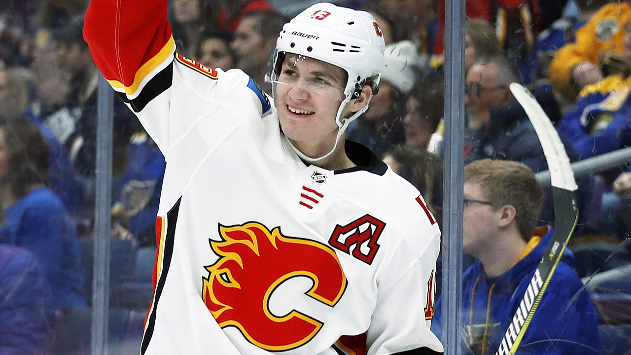 Flames sign RFA winger Matthew Tkachuk to three-year deal - Sportsnet.ca