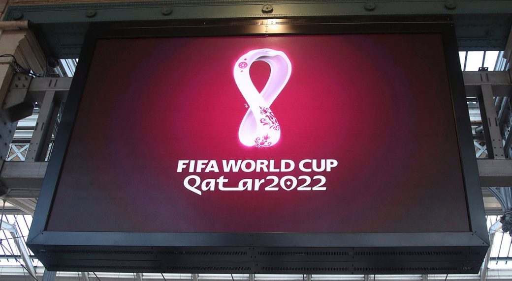Logo Revealed For 2022 Fifa World Cup Inspired By Winter Schedule Sportsnet Ca