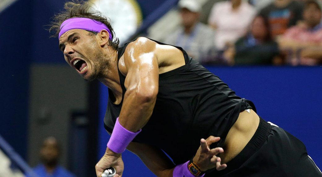 Rafael Nadal and Tiger Woods: A U.S. Open love story