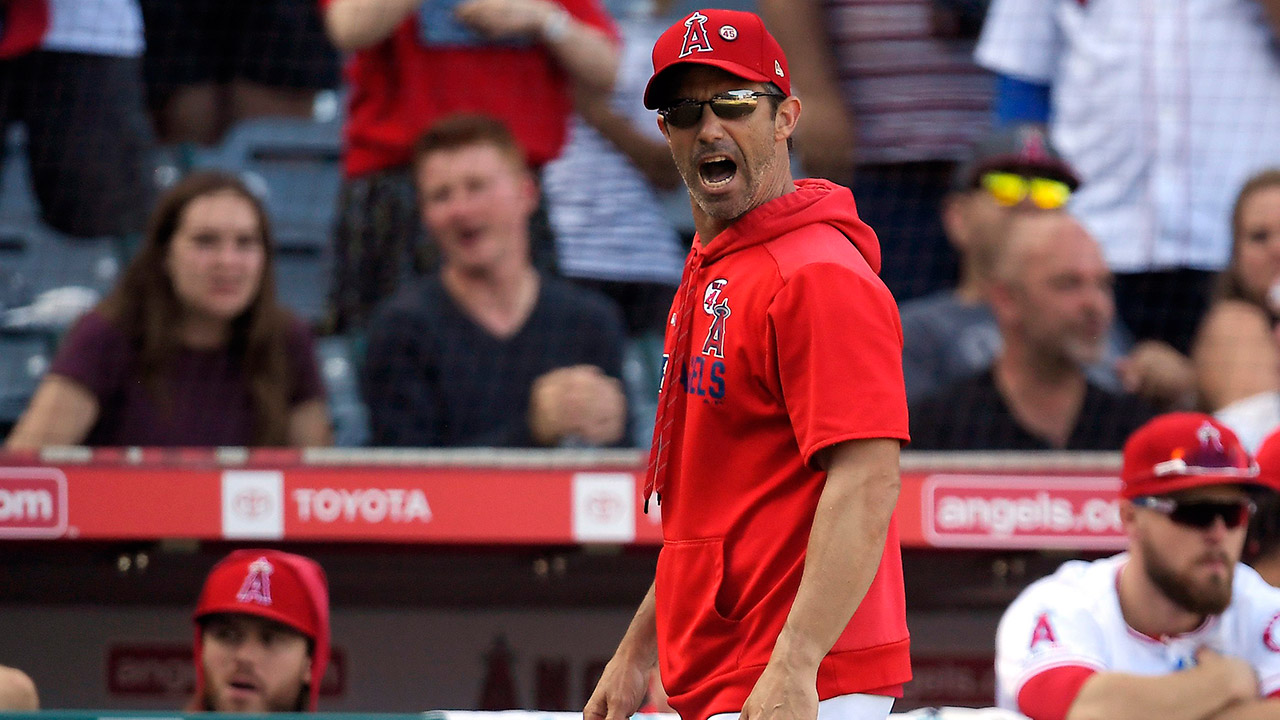 Report: Brad Ausmus among candidates for Astros' manager job