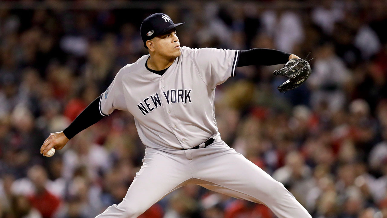 Yankees still sorting out pitching roles as playoffs loom