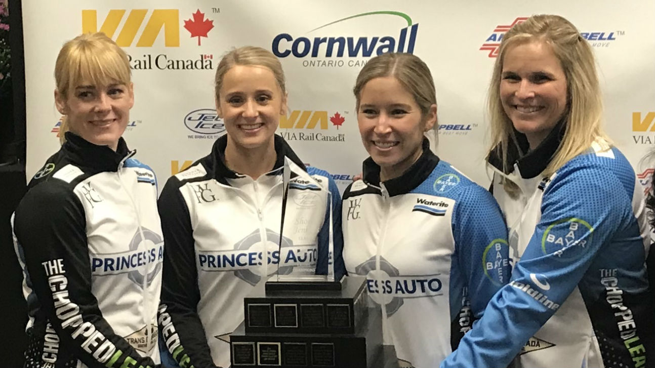 Jennifer Jones, John Epping win Shorty Jenkins Classic titles