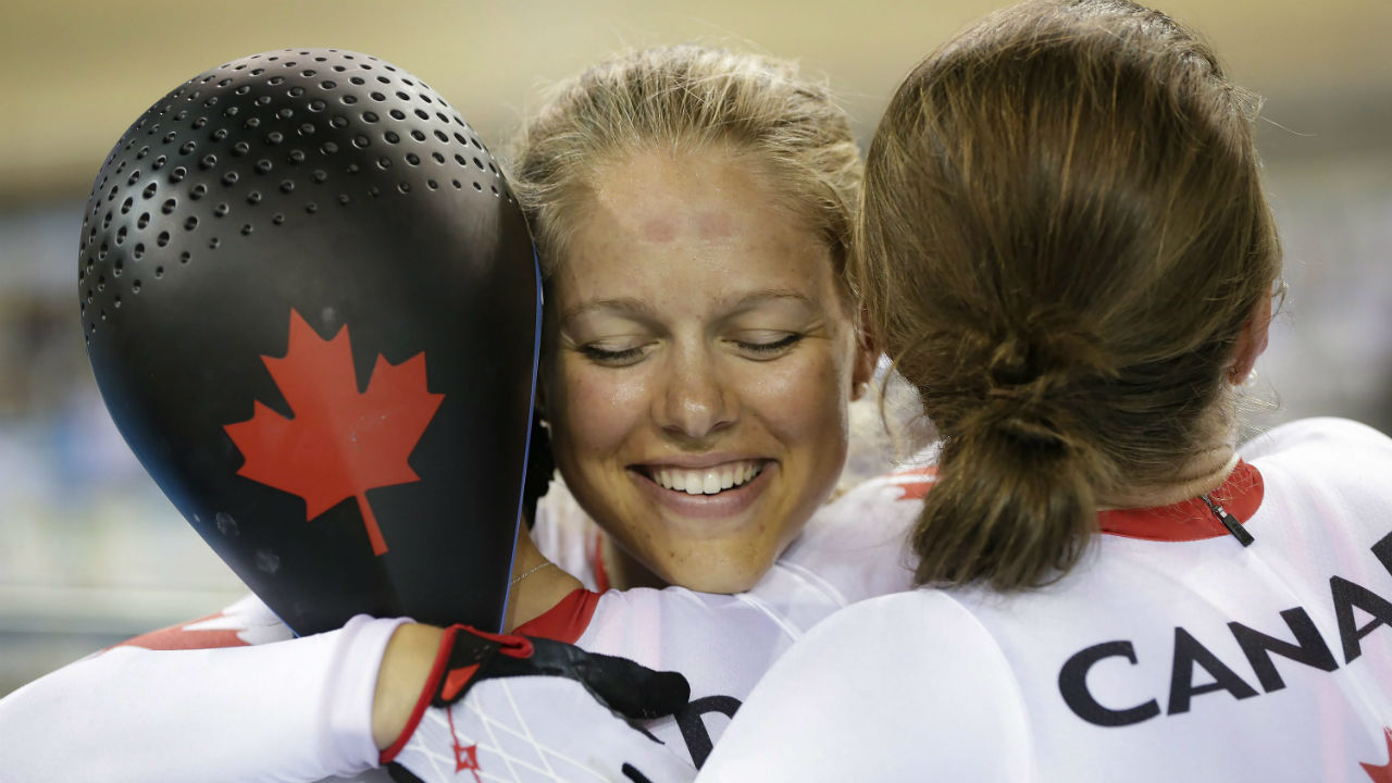 Olympic medallist Kirsti Lay announces retirement from track cycling