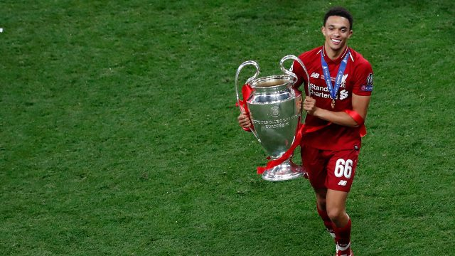 liverpools-trent-alexander-arnold-holds-champions-league-trophy