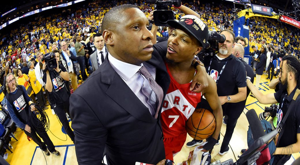 New Video Shows Sheriff's Deputy 'Undeniably Initial Aggressor' In Altercation With Masai Ujiri
