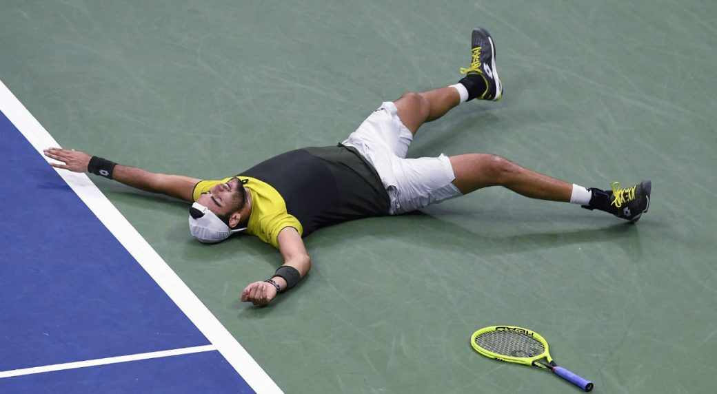Nadal on the brink of 19th Slam title