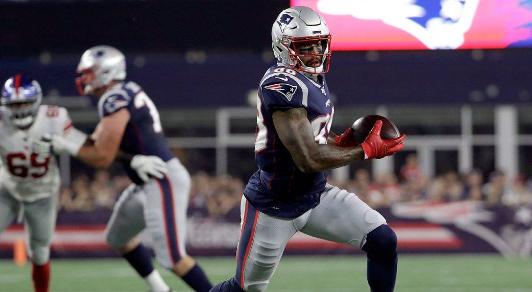 Patriots trade Demaryius Thomas to New York Jets