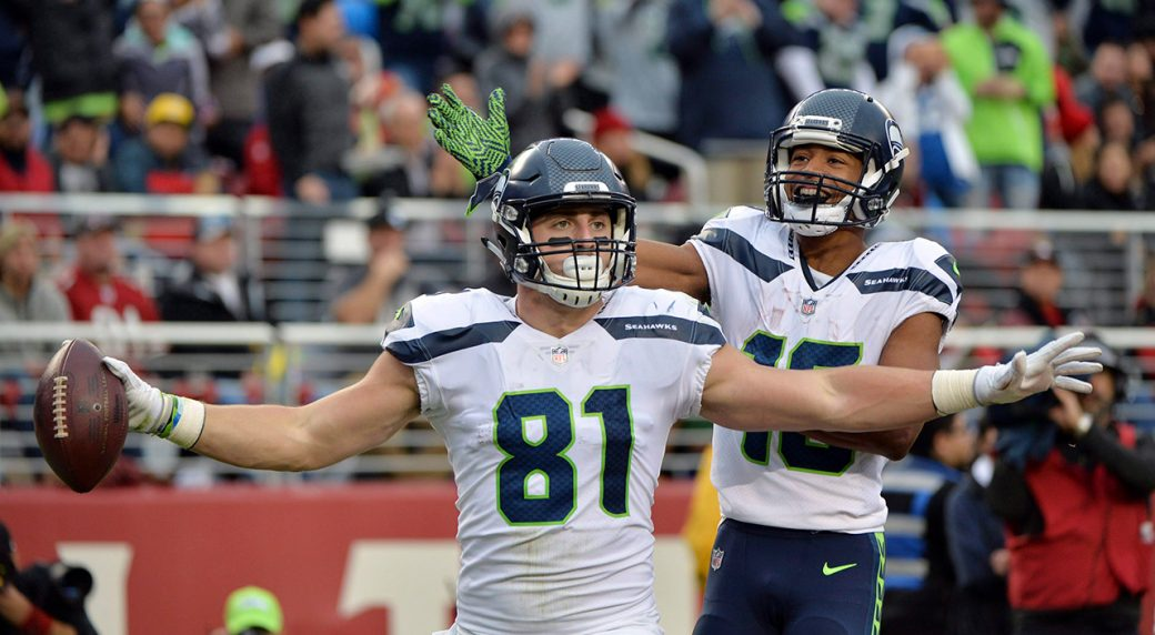 Broncos agree to terms with TE Nick Vannett