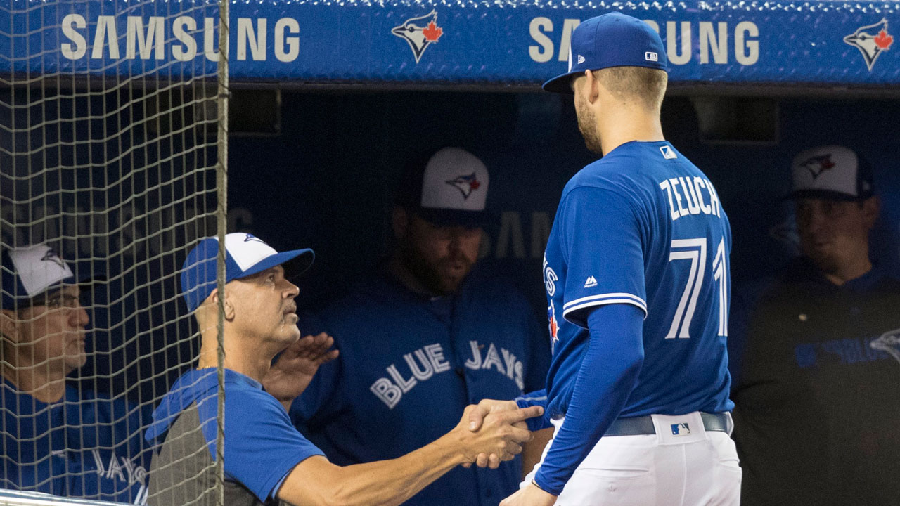 Blue Jays' remaining games a chance for consequence-free learning