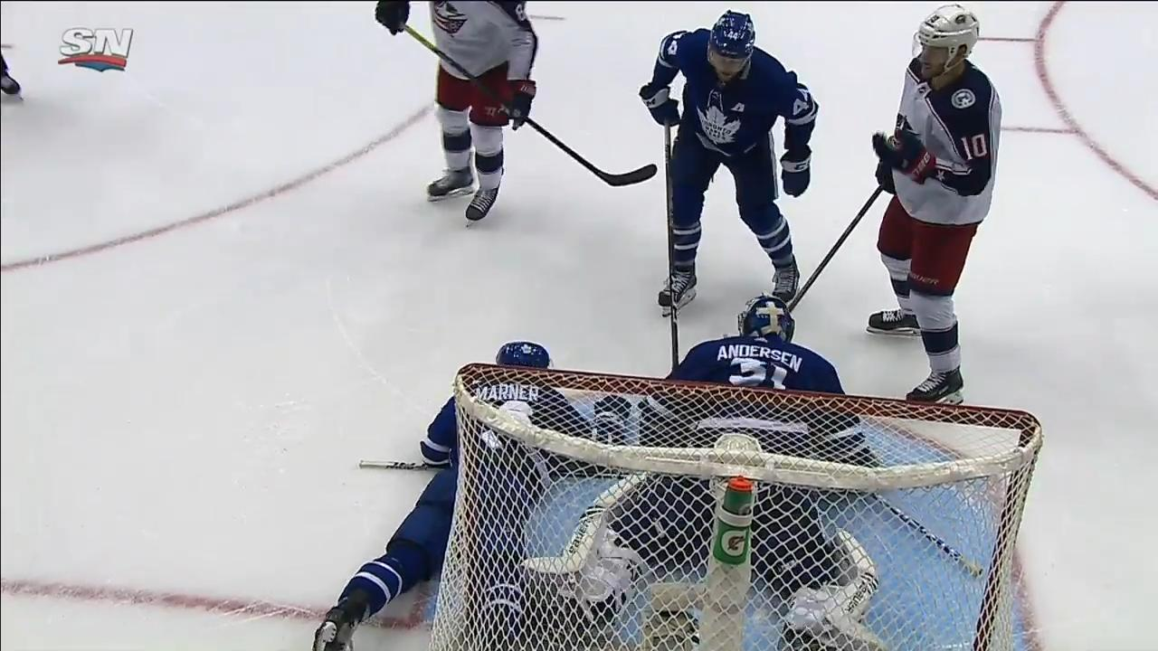 Why Nyquist penalty shot in OT vs. Maple Leafs was the right call