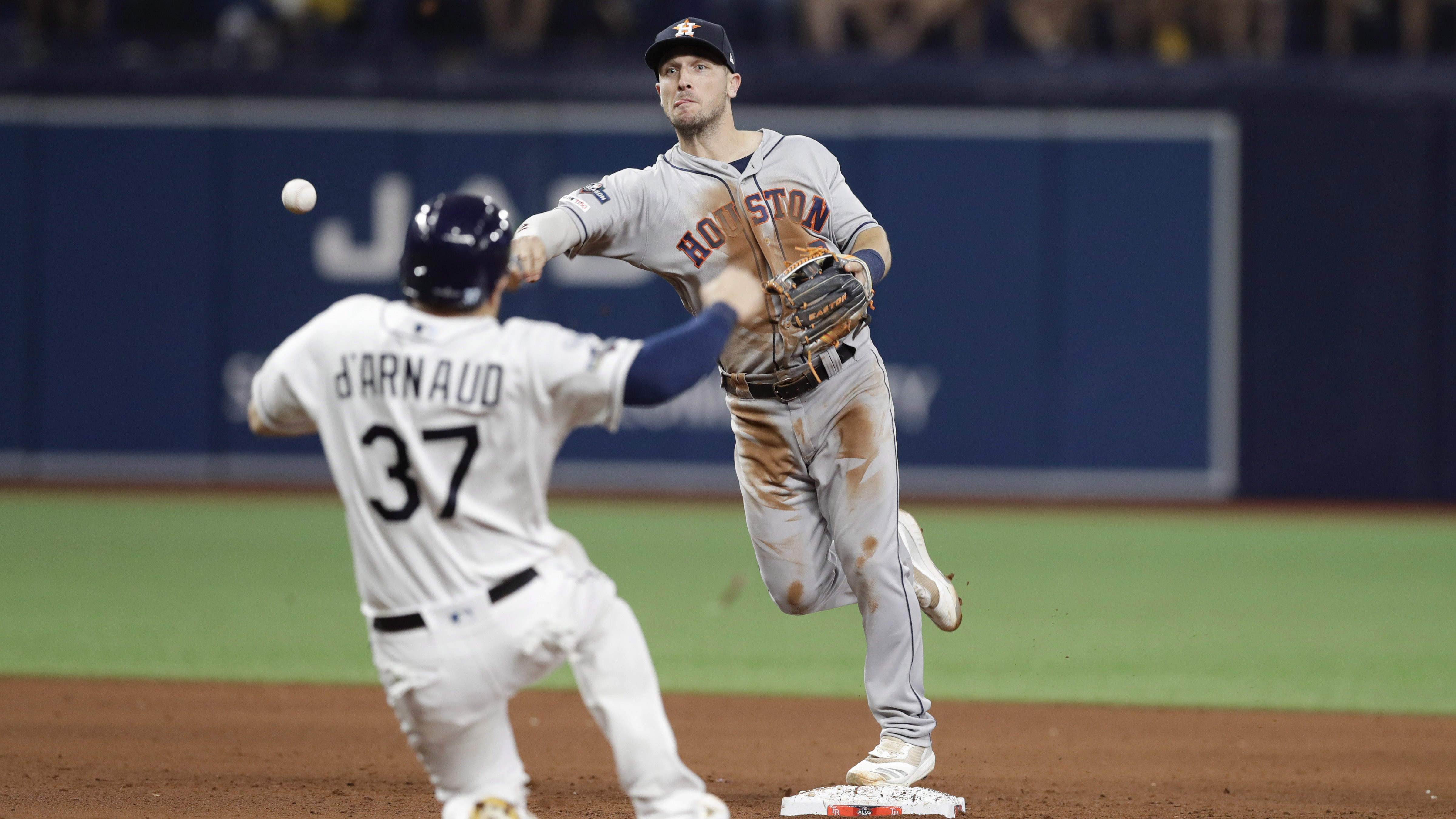 astros rays game 5