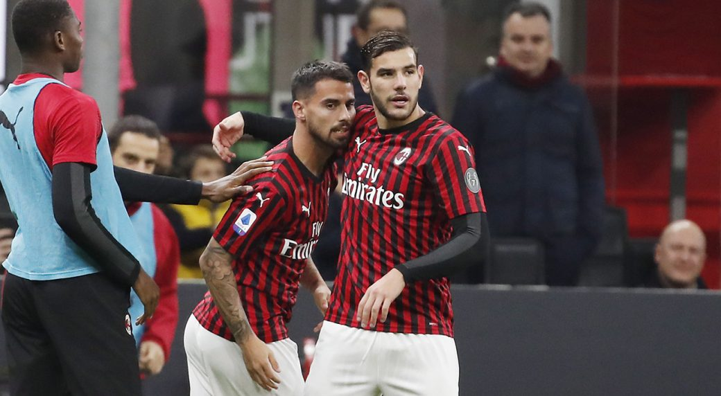Suso S Goal Lifts Ac Milan To First Win Under Coach Stefano Pioli Sportsnet Ca