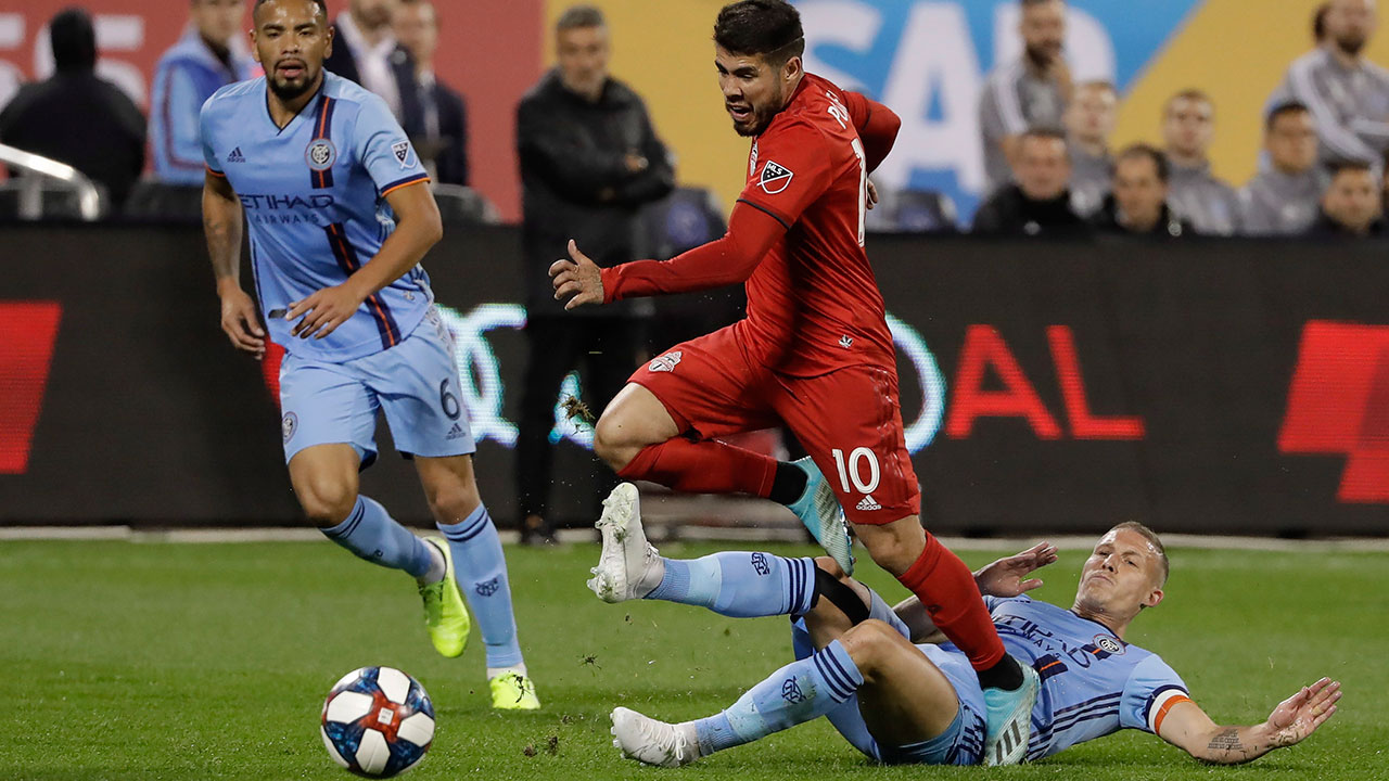Toronto FC to face New York City FC in 2020 MLS home opener