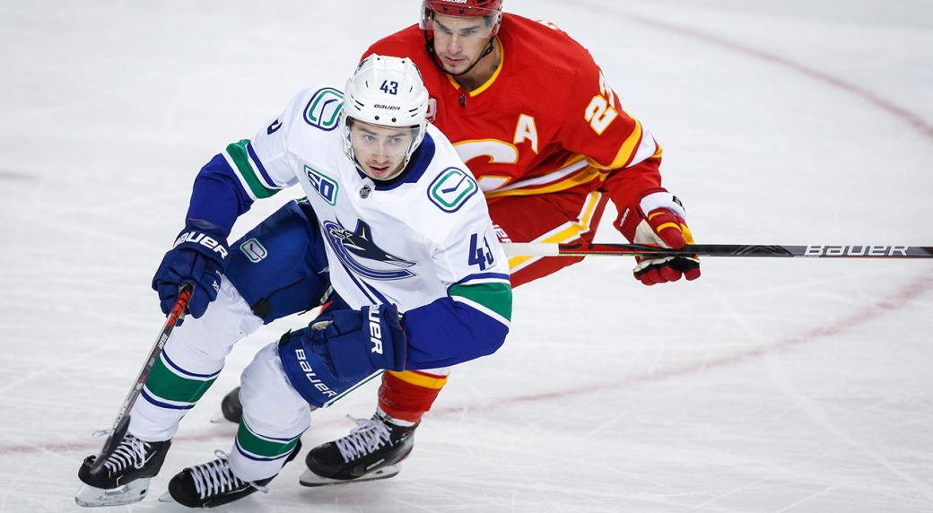 Canucks Need More From Their Best After Seeing Oilers Flames Duos Dominate Sportsnet Ca