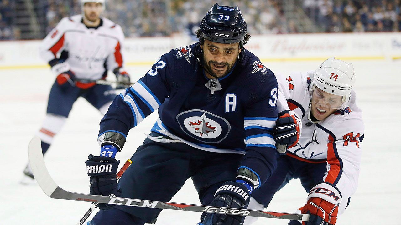 NHLPA files grievance challenging Dustin Byfuglien's suspension
