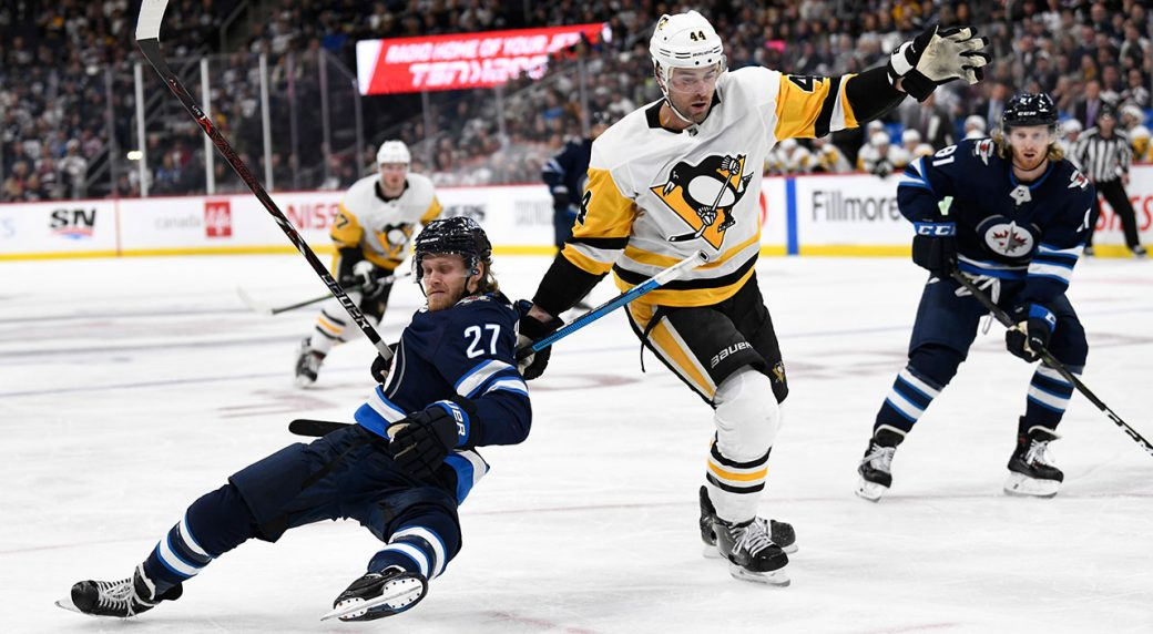 Penguins Trade Gudbranson To Ducks For Martinsen Seventh Round Pick Sportsnet Ca