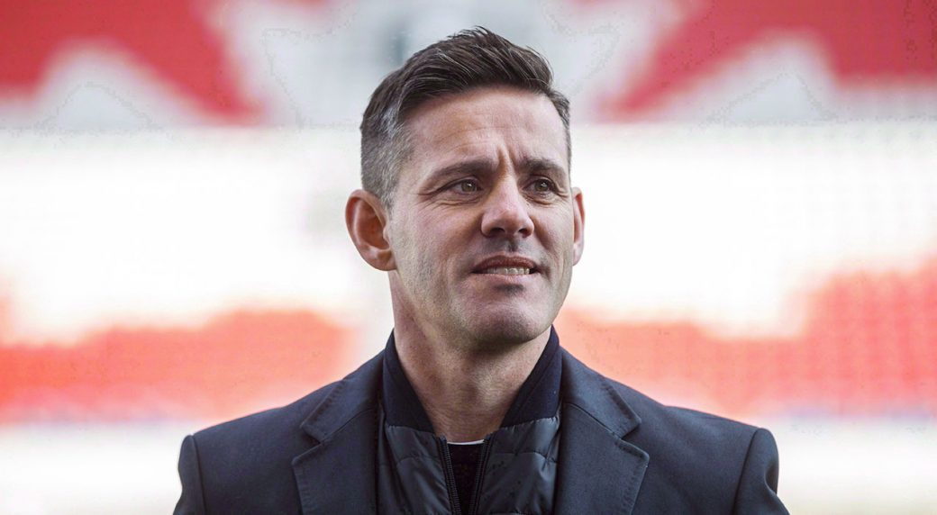 Herdman presented the young Canadian list with 11 debutants for the January camp
