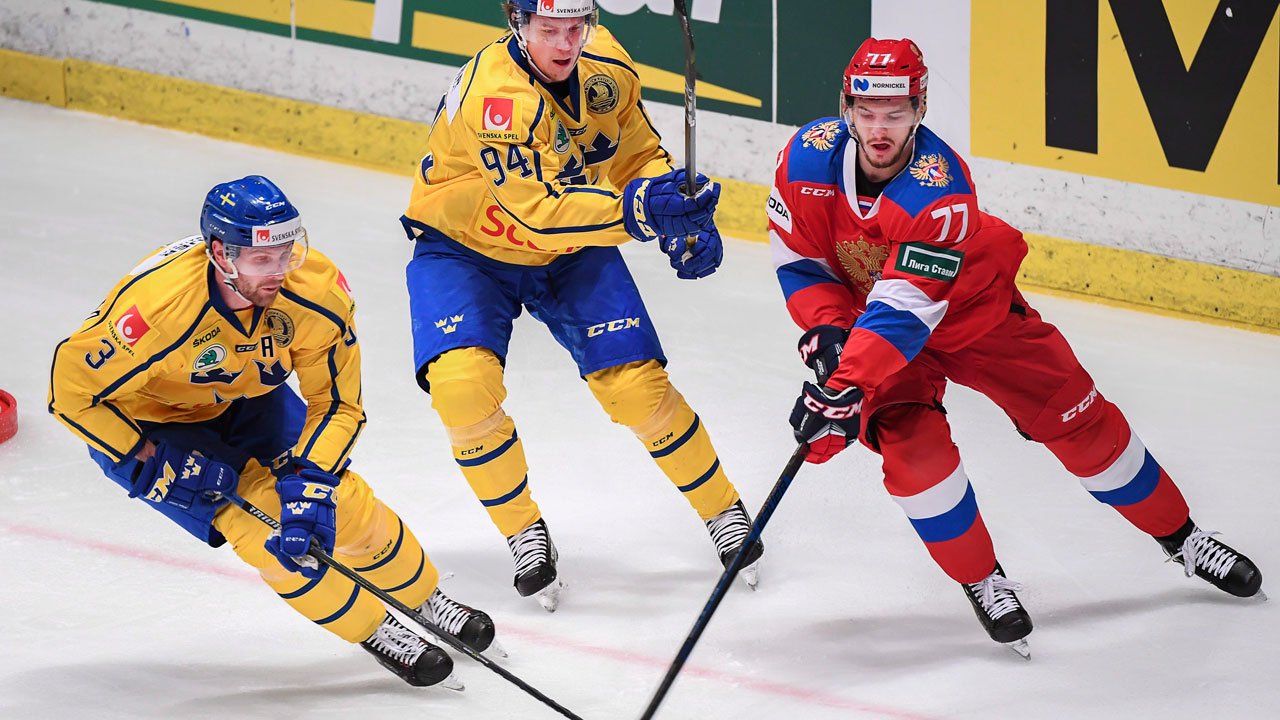 Maple Leafs, Canadiens chasing Russian free agent Konstantin Okulov