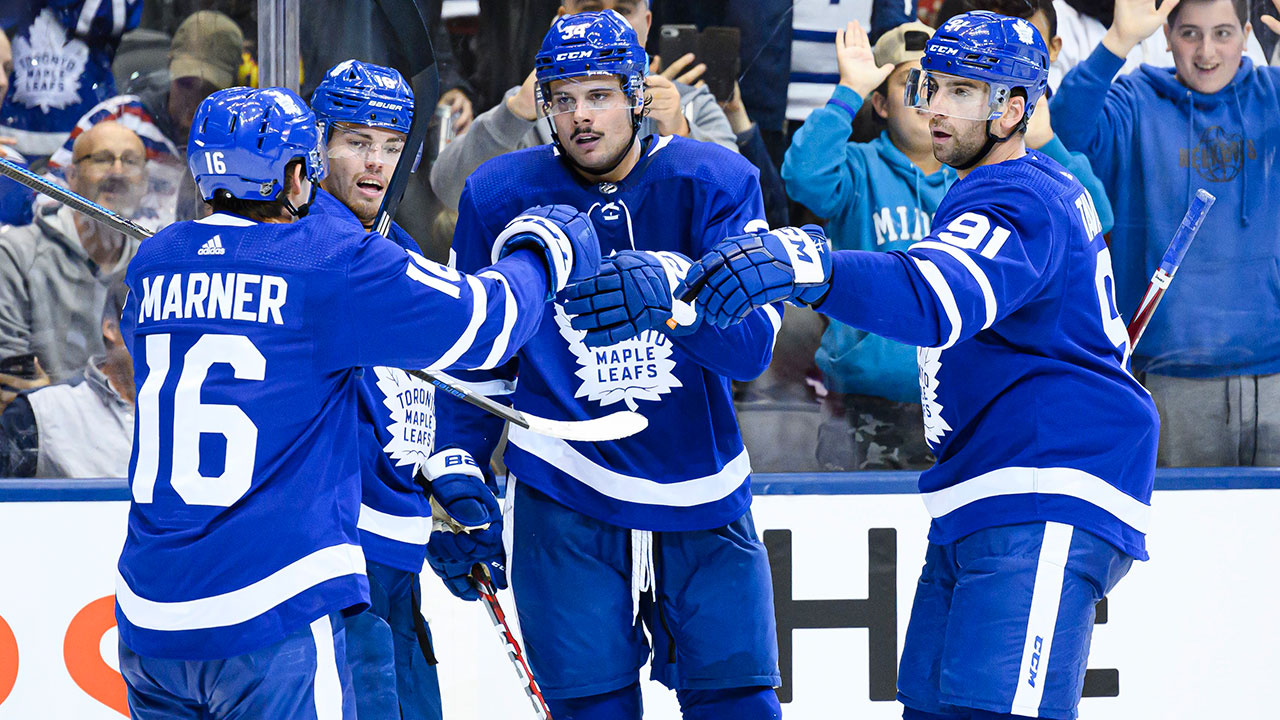 Amid lofty expectations, optimism reigns for 2019-20 Maple Leafs - Sportsnet.ca
