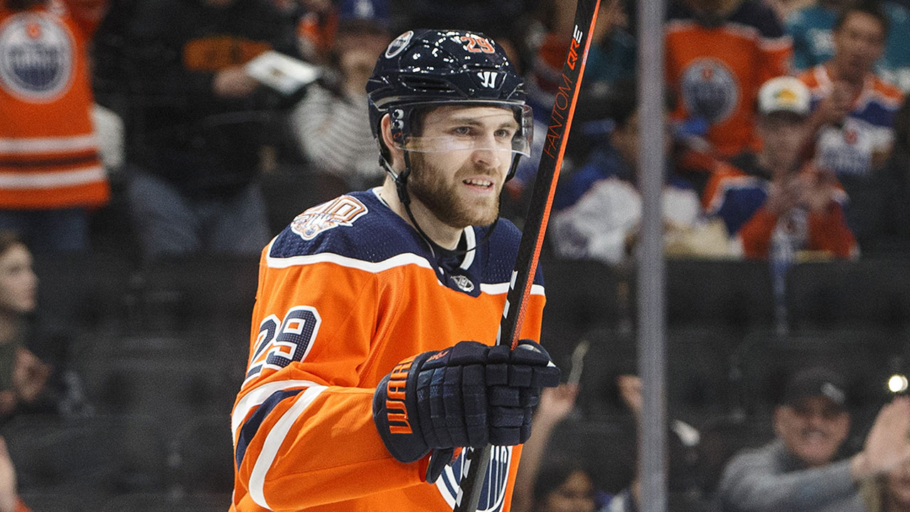Draisaitl picks up 2 awards but is still focused on the Big Picture