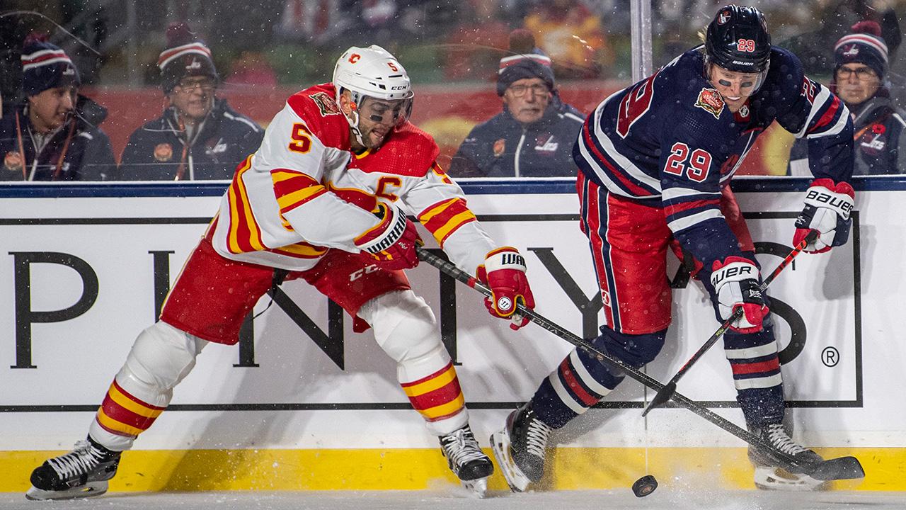 Mark-Giordano-Calgary-Flames-Patrik-Laine-Winnipeg-Jets