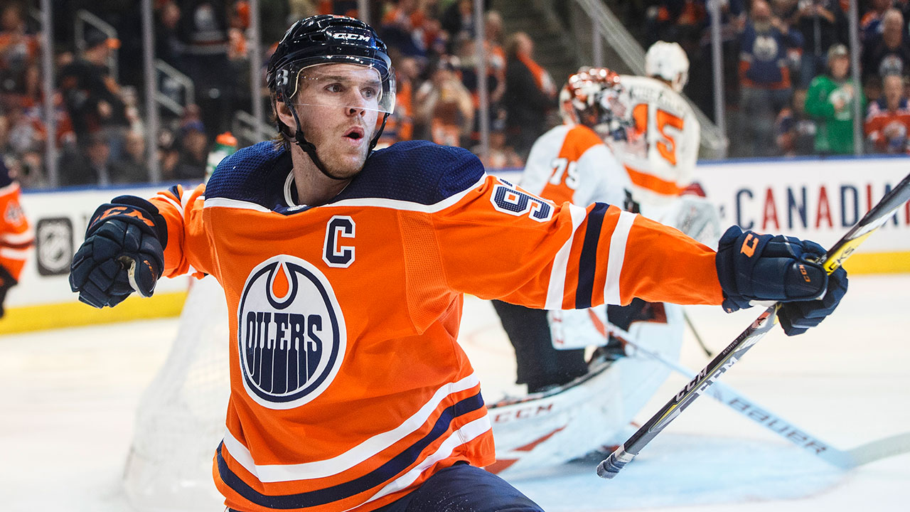 McDavid's magnificence ruins Braun's night, saves outplayed Oilers