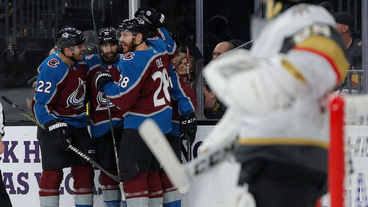 Avs beat the house in Vegas