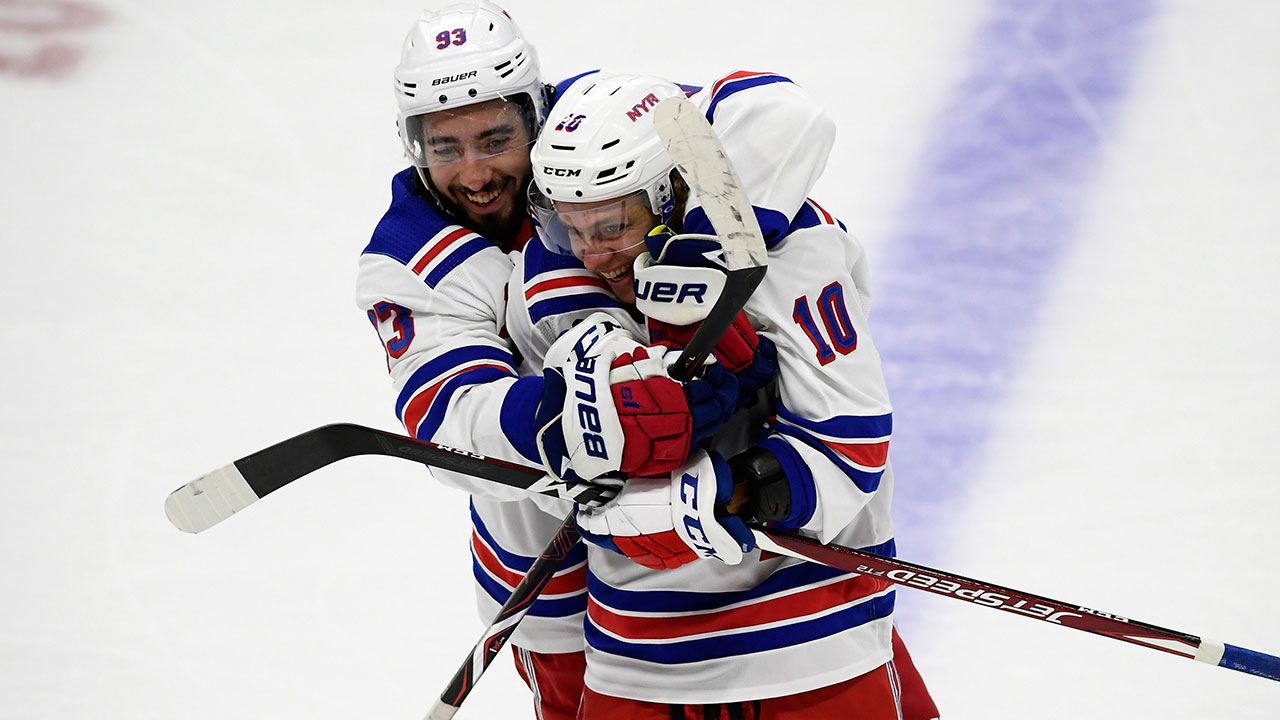 Truth By Numbers: Mika Zibanejad's hot start and early-season sleepers