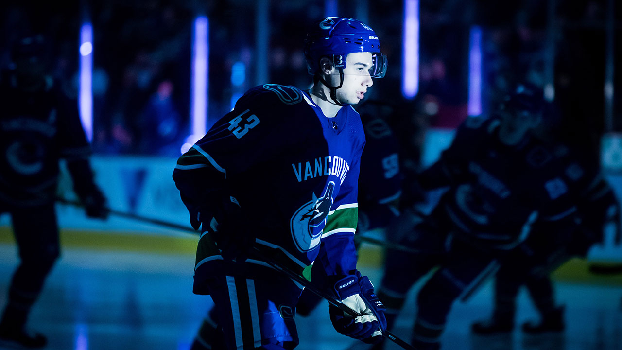Canucks' Quinn Hughes a talent like Vancouver has never seen before