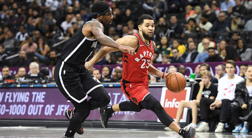 Toronto Raptors defeat Brooklyn Nets 123-107, close out pre-season
