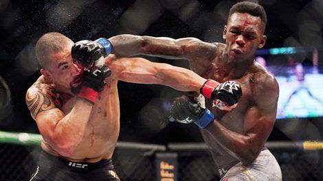 Robert-Whittaker-vs-Israel-Adesanya-UFC-243