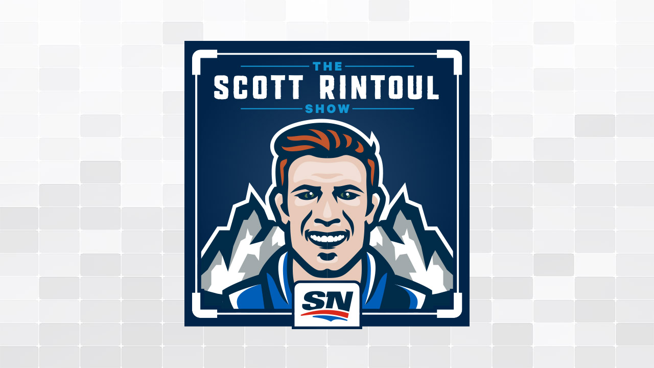 The Scott Rintoul Show Logo Image