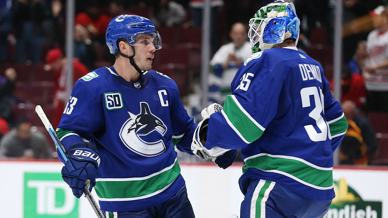 New-look Canucks rewriting Vancouver's story after painful 4 years
