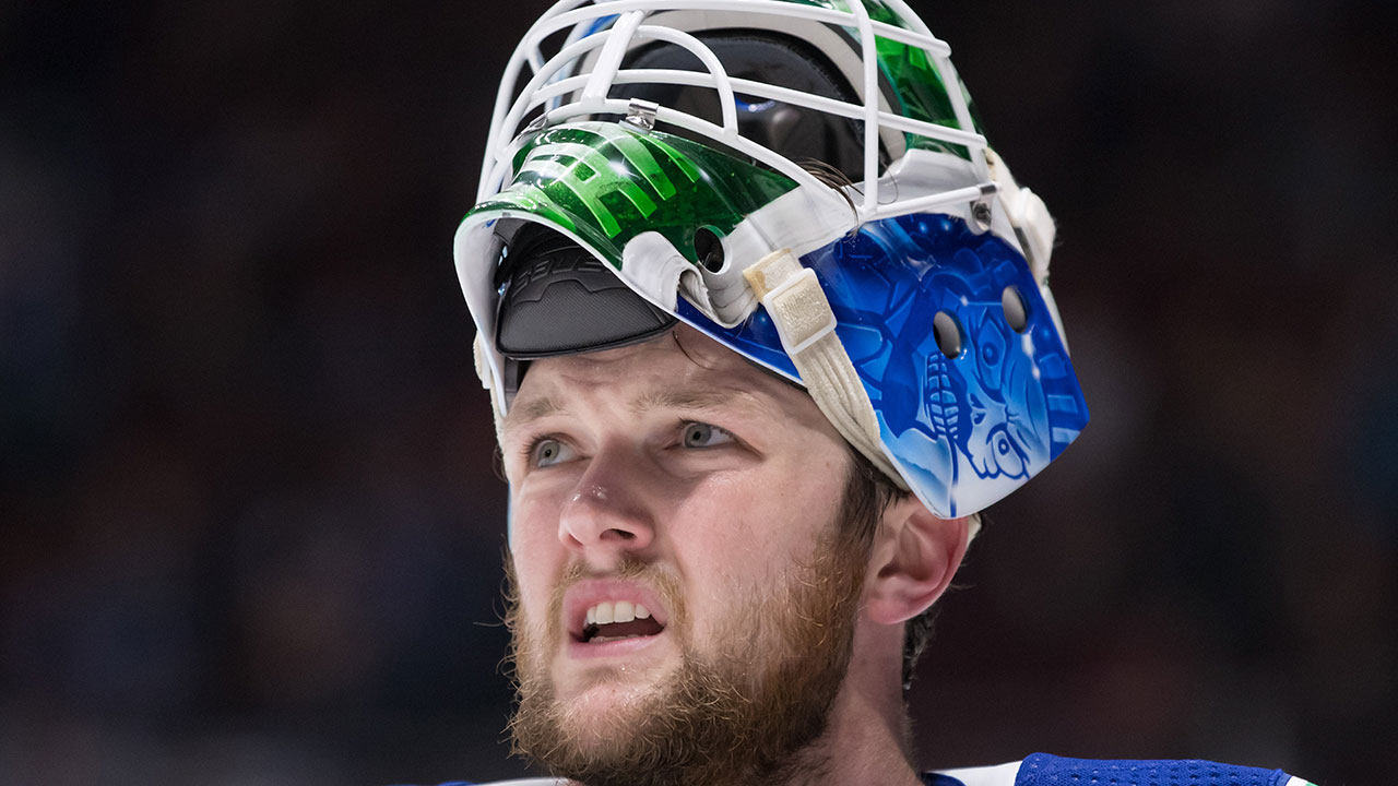 Markstrom's leave provides an opportunity for Demko to step up